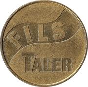 Fils Taler - Stadt Apotheke (Eislingen) – reverse