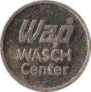 Car Wash Token - Wap Wasch Center – reverse