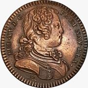 Token - Louis XV (Estats de Cambray - Restrike) – obverse
