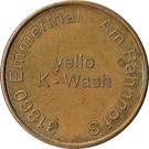 Car Wash Token - Yello K-Wash (Emmerthal) – obverse