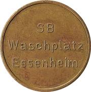 Car Wash Token - SB Waschplatz (Essenheim) – obverse