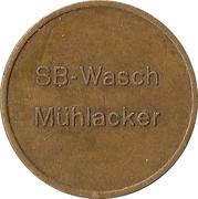 Car Wash Token - SB-Wasch (Mühlacker) – obverse