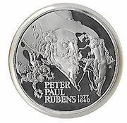 Token - Peter Paul Rubens – obverse