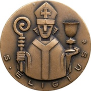 Medal - 600 Years of Finnish Goldsmith Art – obverse