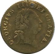 Spade Guinea Gaming Token - George III (Brookes And Adams) – obverse