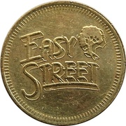 Games Token - Easy Street – obverse
