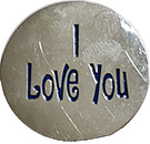 Token - I Love You / Dad – obverse