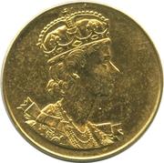 Medallion - Elizabeth II Coronation (London Zoo) – obverse