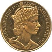 Medallion - Elizabeth II Coronation (Rolls-Royce) – obverse