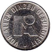 1 Taler - Berg und Hütten Apotheke (Dortmund) – reverse