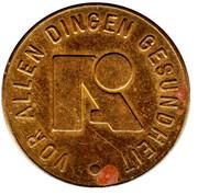 5 Taler - Berg und Hütten Apotheke (Dortmund) – reverse