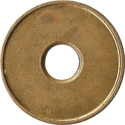 Public Swimming Pool Token (youth) – reverse
