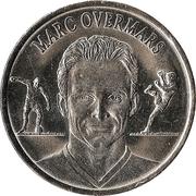 Token - KNVB Oranje 2000 (Marc Overmans) – obverse