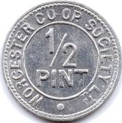 ½ Pint - Worcester CSL – obverse
