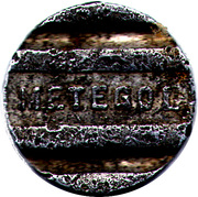 Game Token  - Metegol – obverse