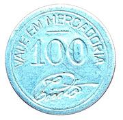 Token - Trade J.Pinto (100) – obverse