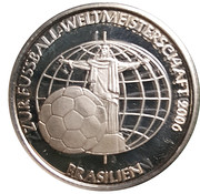 Token - 2006 FIFA World Cup – obverse