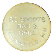 1.75 Dollar - RC Sports Bar & Grill (Springfield, Minnesota) – obverse