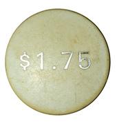 1.75 Dollar - RC Sports Bar & Grill (Springfield, Minnesota) – reverse
