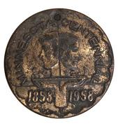 Token - Worthington National Bank (Minnesota Centennial) – obverse