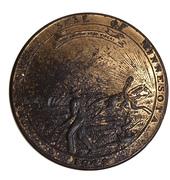 Token - Minnesota Territorial Centennial 1849-1949 – reverse
