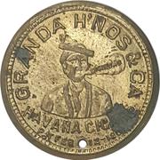 Token - Granda Hermanos Havana Cigars (Montréal, PQ) – obverse