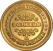 Game Token - Scheels – reverse