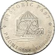 Frontenac Dollar - Kingston, Ontario – reverse