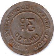 3 Pence - Royal Arsenal Cooperative Soc Limited – reverse