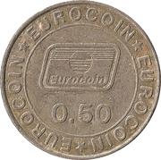 50 Pence - Eurocoin – obverse