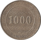 Token - 1000 – obverse
