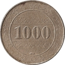 Token - 1000 – reverse