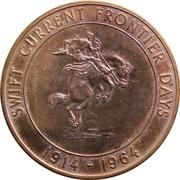 1 Dollar - Swift Current, Saskatchewan – obverse