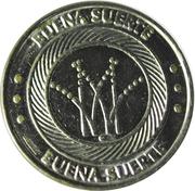 Game Token - Buena Suerte – reverse