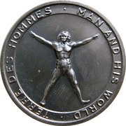 Medal - Terre Des Hommes Man and His World – obverse