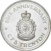 1 Dollar - Canadian Forces Base Trenton – reverse