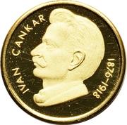 10 Lip (Ivan Cankar) – obverse