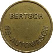 Car Wash Token - SB Autowasch Bertsch – obverse