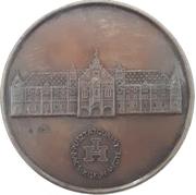 Medallion - Kecskemet – reverse