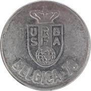 Token - 1970 FIFA World Cup (Belgium) – obverse