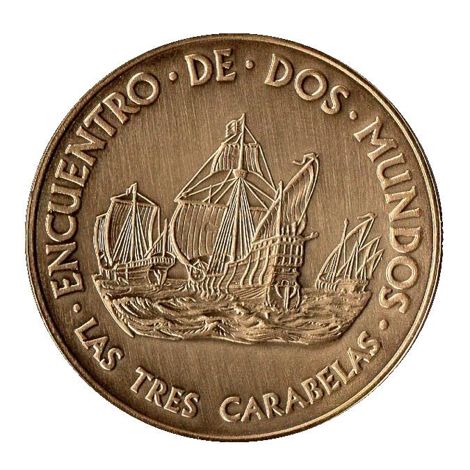 quinto centenario coin