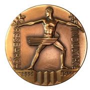 Medal - Century of Progress (1833 Chicago 1933-4) – obverse