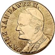 Token - Pope John Paul II (Wawel Cathedral) – obverse