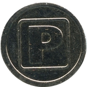 Parking Token - ASDA – reverse