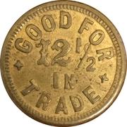 12½ Cents - J. Weil Cigar Co. (Boise, Idaho) – reverse