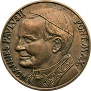 Token - Ioannes Paulus II (Maria Częstochowa) – obverse