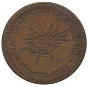Token - Starburst Coin Machines Inc. (Toronto, Ontario) – obverse