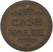 Token - Starburst Coin Machines Inc. (Toronto, Ontario) – reverse