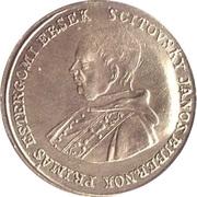 Token - Scitovsky Janos – obverse