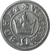 Replica - Parvus - Wencezlaus II – obverse